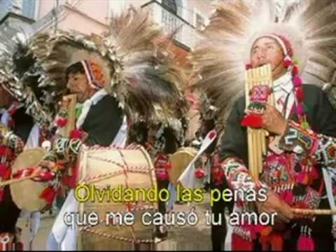 Con locura - Trio Los Chamas (Peru Karaoke)
