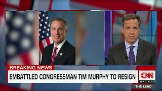 Embattled Rep. Tim Murphy to resign sooner than planned