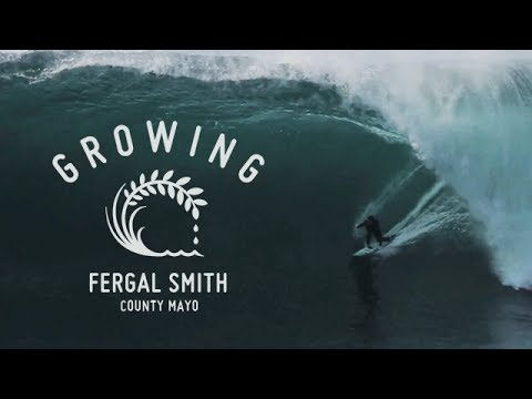 Fergal Smith - Growing - County Mayo | Ep1