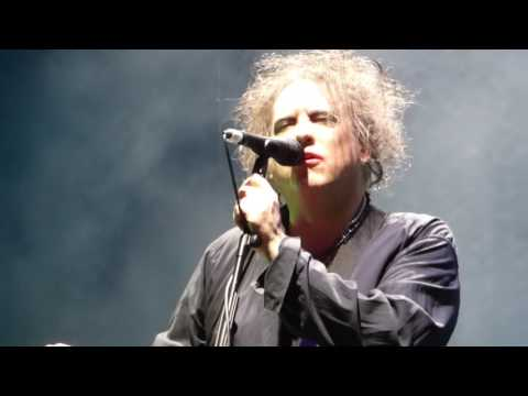 The Cure - Pictures of You - Madison Square Garden NYC NY 2016-06-18  HD1080