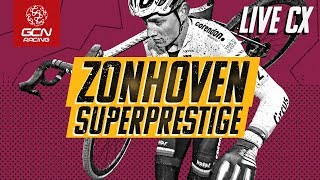 FULL REPLAY: Zonhoven Telenet Superprestige 2019 Elite Men's & Women's Races | CX On GCN Racing