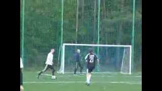 GLPN w Klukach (łódzkie), mecz FC Parzno - Szerundol Podwódka (fragment)