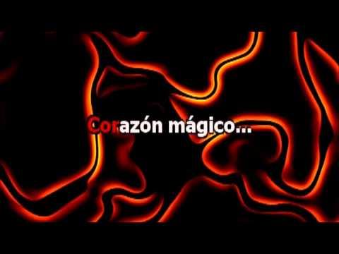 Corazón mágico, con letra - Dyango karaoke