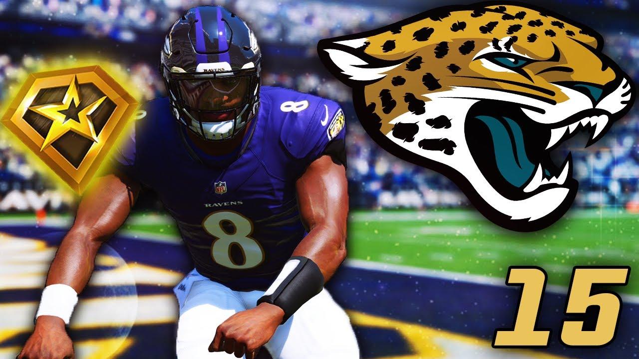 Lamar Jackson is Unstoppable | Madden 21 Jacksonville Jaguars Franchise