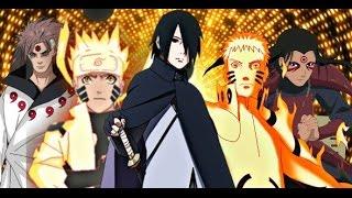 Naruto:Top 20 Strongest Senjutsu Users (Naruto Shippuden,Naruto the Last,Naruto Gaiden,Boruto Movie)