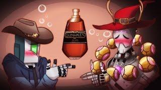 Overwatch - Our Drunk Adventure