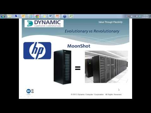 Procurement Briefing -  Data Center Consolidation - 8-20-2013