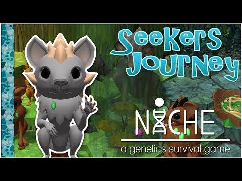 Bearyena Breeding Island?!  • Niche: Seeker's Journey - Episode #22