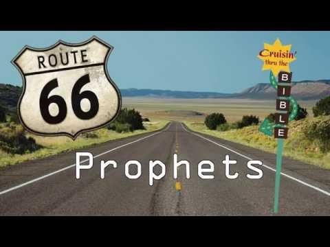 Route 66: Obadiah & Jonah