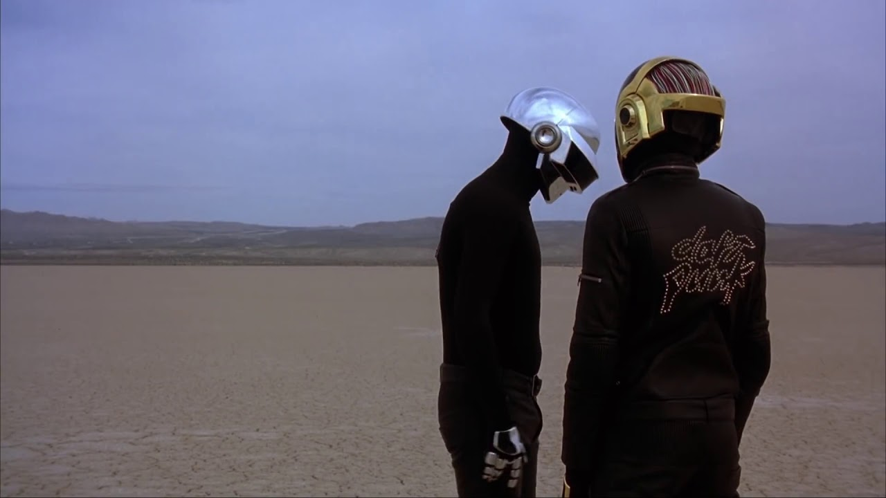Daft Punk Epilogue - Thank You.