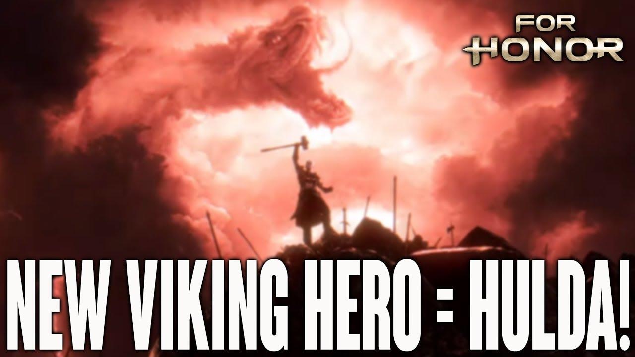 Download For Honor Hulda ∙ New Viking Hero Trailer Reaction [Year 3 Season 3]