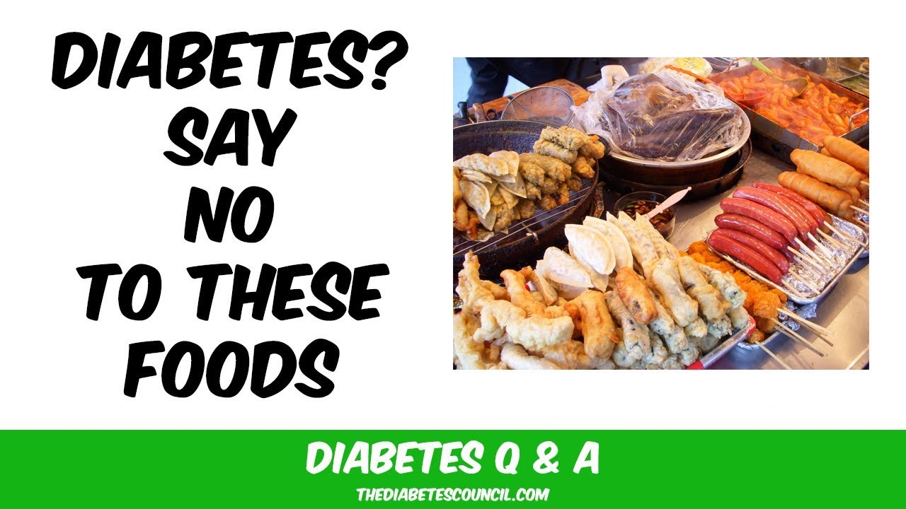 What Food To Avoid With Prediabetes