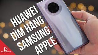 Huawei đã dìm hàng Samsung và Apple thế nào?
