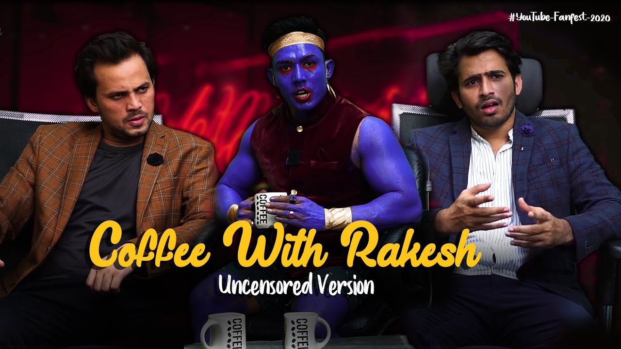 YouTube FanFest India 2020 | Uncensored Version | Round2Hell | R2H