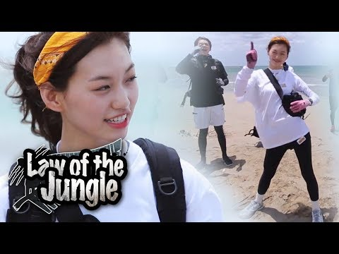 Do Yeon Has Prepared Some Cheerleading for us In The Jungle Law of the Jungle Ep 338
