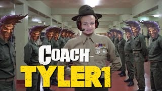 COACH TYLER1 - BOOSTED TO BRONZE 4(If you enjoyed, please be sure to comment