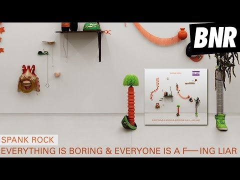 Spank Rock  Energy Everything Is Boring & Everye Is a Fing Liar Album