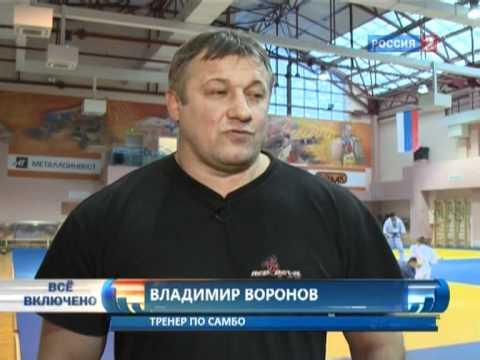 Fedor Emelianenko on Russia-2 TV channel
