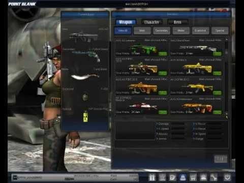 Point Blank Garena 2016 Full CASH