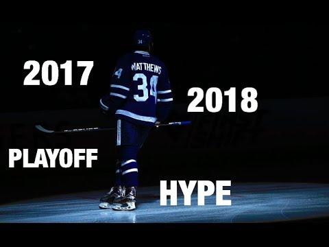 2017-18 NHL Playoff Hype