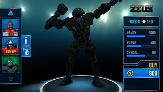 Zeus is very weak! - Real Steel WRB (Ipad Mini Gameplay)