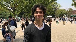 東京バレエ団が2017/4/29に上野公園で行ったフラッシュモブ.