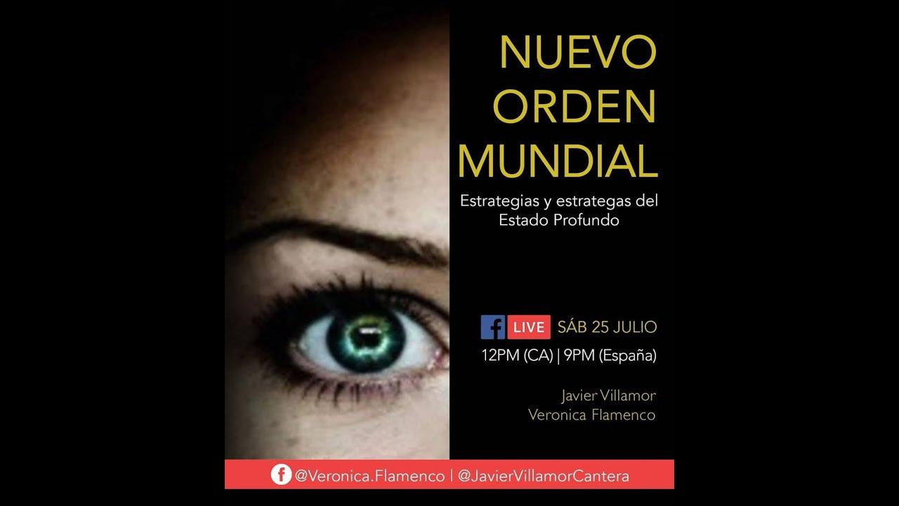 Nuevo Orden Mundial - Estrategias y estrategas Periodista Javier Villamor