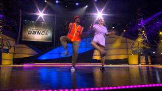 pantsula by gabriel and nadine so you think you can dance south africa 2013