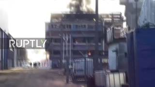 France: Two killed as explosion rocks factory in Dieppe