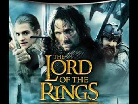 Lord of The Rings Theme Song Requiem For a Dream