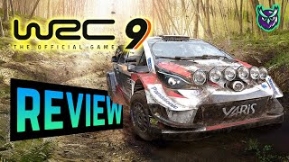 WRC 9 Nintendo Switch Review-The BEST RALLY game on SWITCH? (Video Game Video Review)