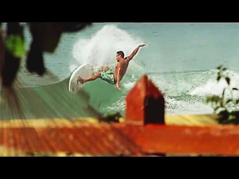 Two Weeks in Nicaragua   SURF   Early Season
