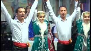 Krasnoyarskda milli Azerbaycan toyu - ��������������� ������� � �����������