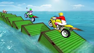 Moto Bike Racing Super Rider Android Game #Dirt Motor Cycle Game #Bike Games 3D #Games For Android
