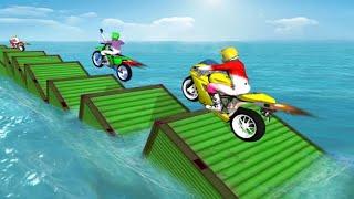 Moto Bike Racing Super Rider Android Game #dirt Motor Cycle Game #bike Games 3d #games For Android