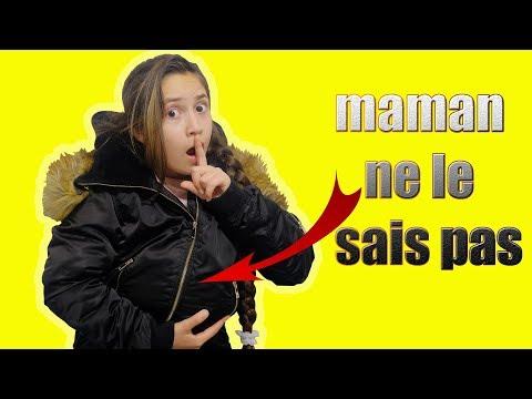 SABINA CACHE UN ANIMAL!😱SCANDALE A LA MAISON .