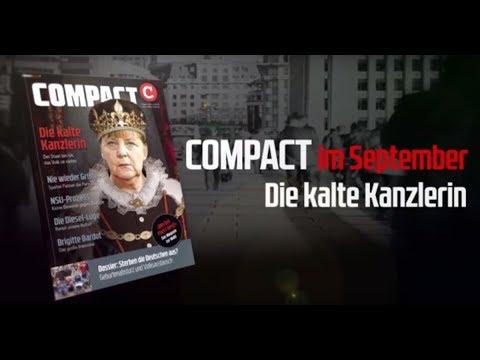Diskussion zum COMPACT 9/2017: Die kalte Kanzlerin