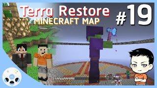 บอสอยากเล่นมินิเกมทำลายพื้น - มายคราฟ CTM Terra Restore #19
