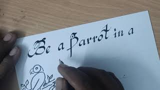 parrot quotation//Nandy draft/…