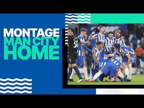 Match Montage: Albion 3 Man City 2