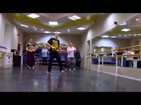 Choreo by LeksUp, Will Smith - Miami, January 2016