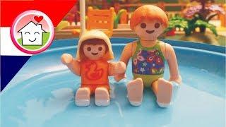 Playmobil filmpje Zomer, zon, en bijen - Familie Huizer