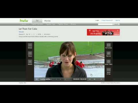 Closed Captioned Videos at Hulu.com - YouTube