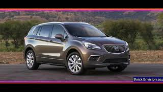 Buick Envision 2019    New 2019 Buick Envision FULL REVIEW - Modernizing Buick
