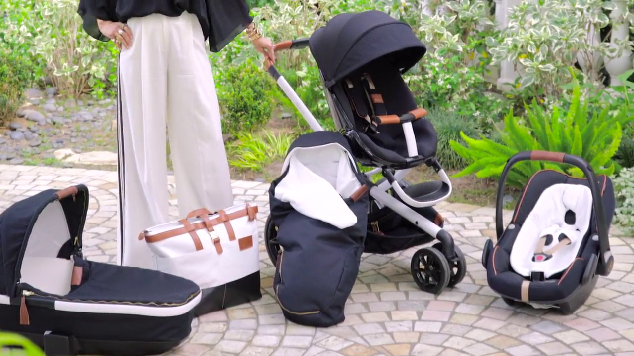 Chanceliere Poussette Safety First Stylish Strollers And Car Seats Celebrity Parents Really Use