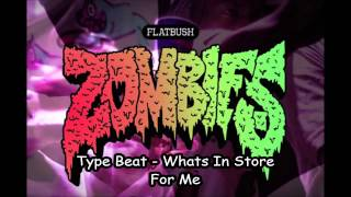Flatbush Zombies X Schoolboy Q Type Beat - Whats In Store For Me [Prod.By 8BallinProductionz]