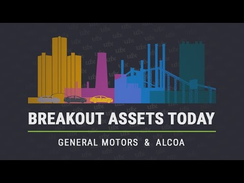 Breakout Assets Today - Alcoa and General Motors
