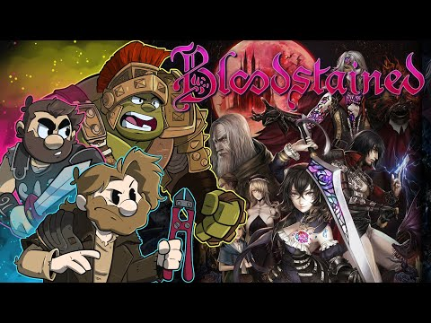 Bloodstained: Ritual Of The Night Attack Of The Mermaid Dobonhonkeros  | Super Beard Bowl