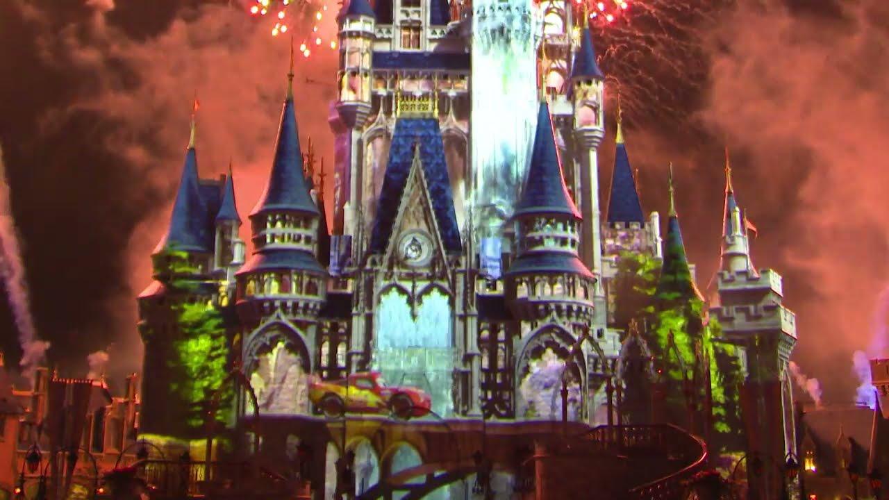 """""""Happily Ever After"""" fireworks returns July 1, 2021, at Magic Kingdom at Walt Disney World Resort!"""