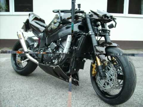 Motorcycle Loading Ramp >> Street fighter bike - YouTube